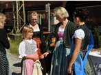Miss Herbstfest im Wiesn-Express