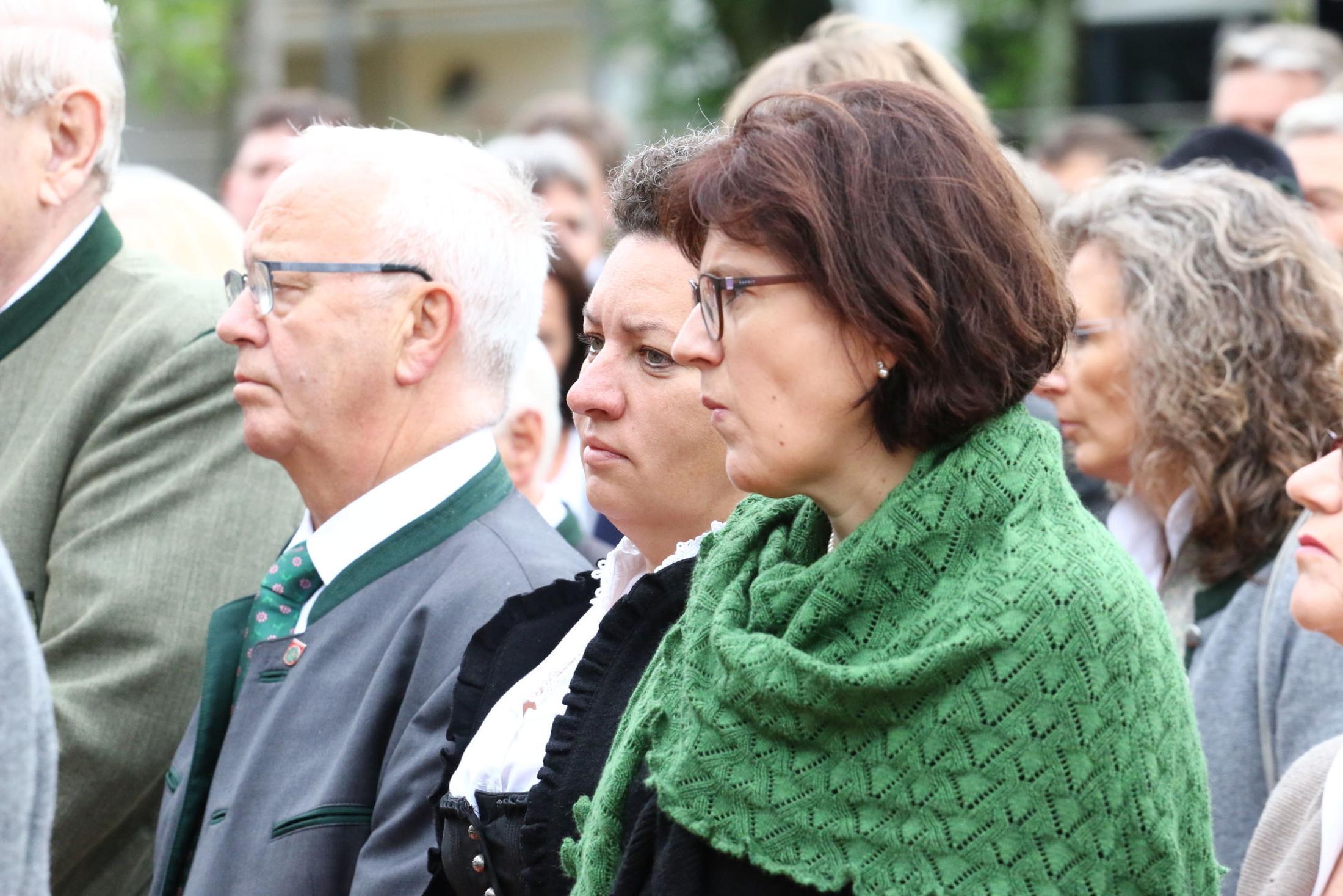 Rosenheim: Fotos vom Gottesdienst zum Erntedankfest